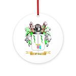 O'Dea Round Ornament