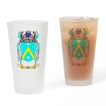 Ode Drinking Glass