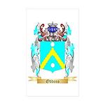 Oddono Sticker (Rectangle 50 pk)