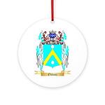 Oddoni Round Ornament