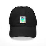 Oddone Black Cap