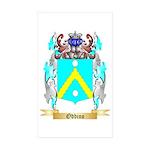 Oddino Sticker (Rectangle 50 pk)