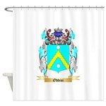Oddini Shower Curtain