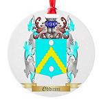 Oddicini Round Ornament