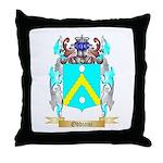 Oddicini Throw Pillow