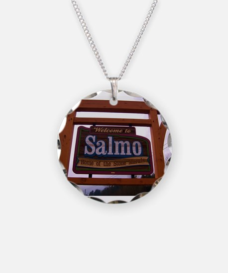 Salmo BC Necklace