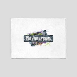 Dubuque Design 5'x7'Area Rug