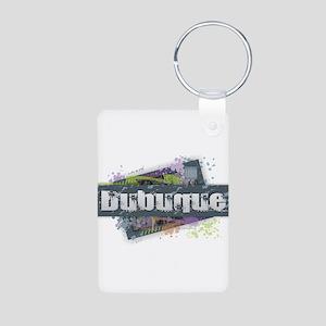 Dubuque Design Keychains