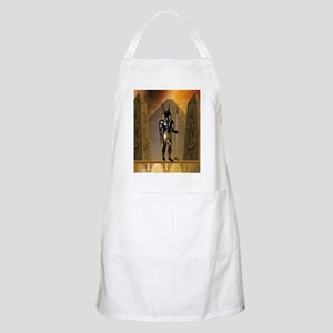 Anubis the egyptian god Light Apron