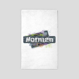 Norman Design Area Rug