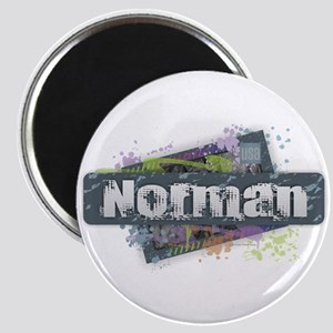 Norman Design Magnets