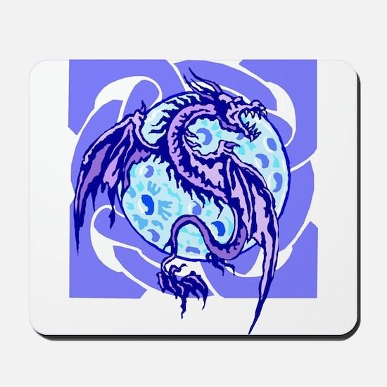 Dragon Pride Mousepad