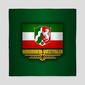 Nordrhein-Westfalen Queen Duvet