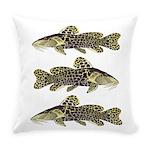 Giraffe Bubu Catfish Everyday Pillow