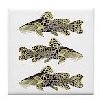 Giraffe Bubu Catfish Tile Coaster