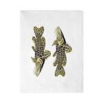 Giraffe Bubu Catfish Twin Duvet