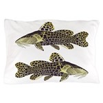Giraffe Bubu Catfish Pillow Case