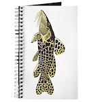 Giraffe Bubu Catfish Journal