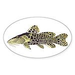 Giraffe Bubu Catfish Sticker