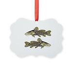 Giraffe Bubu Catfish Ornament