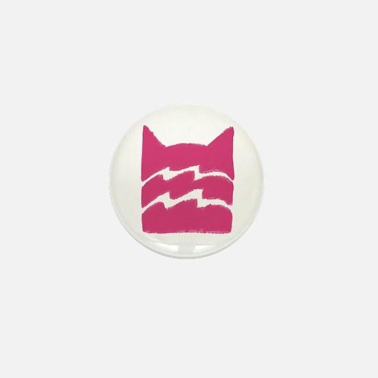 Riverclan PINK Mini Button