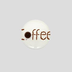i love coffee Mini Button