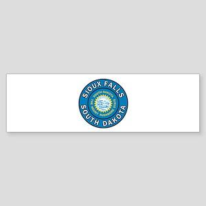 Sioux Falls Bumper Sticker