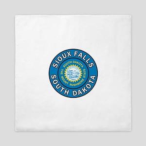 Sioux Falls Queen Duvet