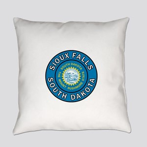 Sioux Falls Everyday Pillow