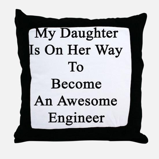 Apprentice Throw Pillow