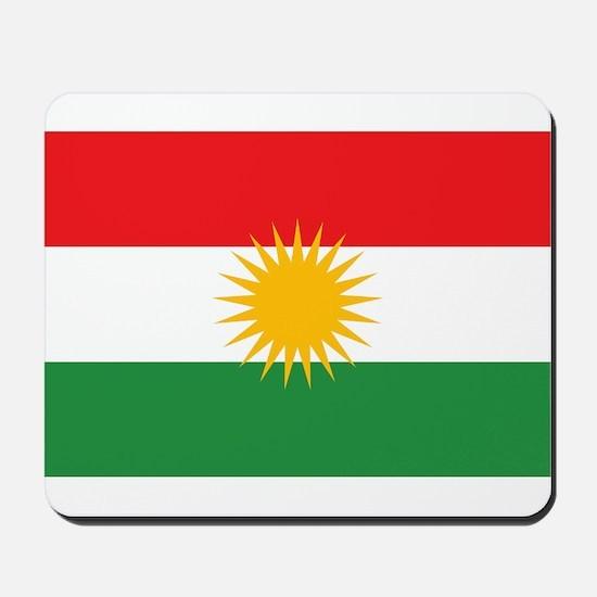 Flag of Kurdistan (Alay Kurdistan, Alaya Mousepad