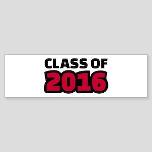 Class of 2016 Sticker (Bumper)