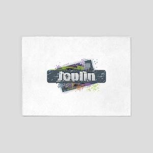 Joplin Design 5'x7'Area Rug