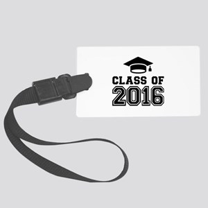Class of 2016 Large Luggage Tag