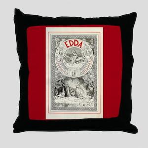 Edda Throw Pillow