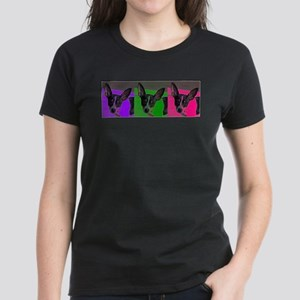 WARHOL STYLE RAT TERRIER T-Shirt