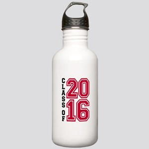 Class of 2016 Stainless Water Bottle 1.0L