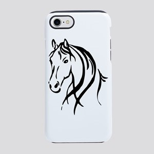 Horse Head iPhone 8/7 Tough Case