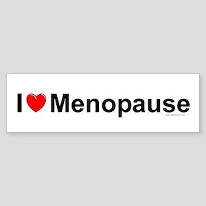 Menopause Sticker (Bumper)