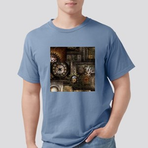 Steampunk, wonderful clockwork with gears T-Shirt