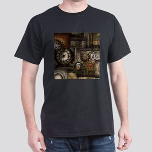 Steampunk, wonderful clockwork with gears T-Shirt