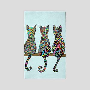 Three Amigos Area Rug
