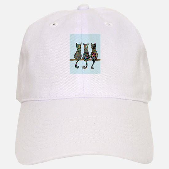 Three Amigos Baseball Cap