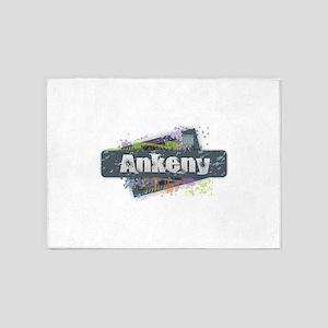 Ankeny Design 5'x7'Area Rug