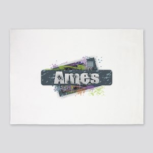Ames Design 5'x7'Area Rug