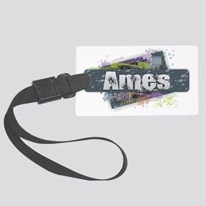 Ames Design Large Luggage Tag