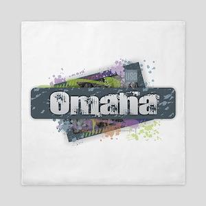 Omaha Design Queen Duvet