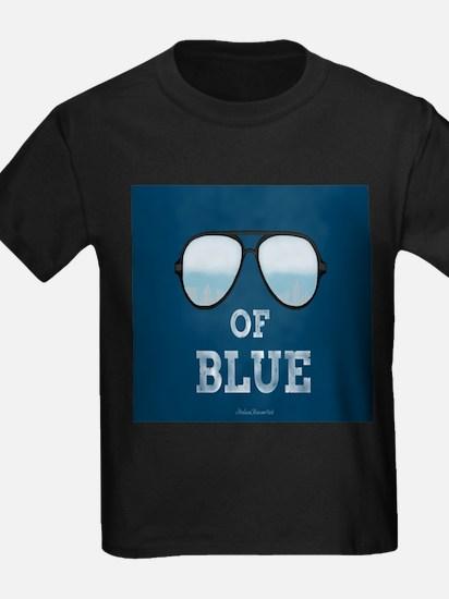 Shade's Of Blue T-Shirt