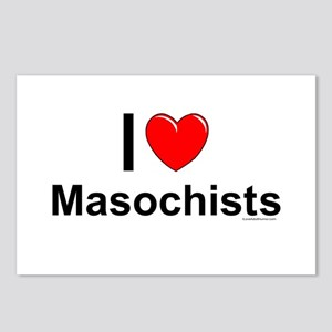 Masochists Postcards (Package of 8)
