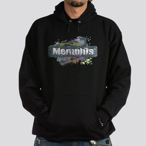 Memphis Design Hoodie (dark)